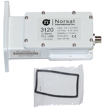 Norsat 3120 C Band PLL LNB