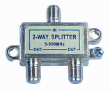 2-Way Low Freq. Splitter