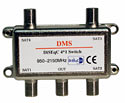 Universal 4 x 1 DiSeq Switch