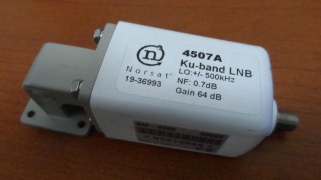 Norsat .7db 4507 Ku Band LNB
