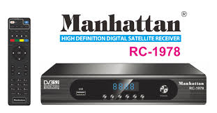 Manhattan RC 1978 HD MPeg-4 FTA Receiver